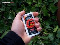 32Gi G-Shot: El tamaño de 32Gi G-Shot es muy manejable debido a su reducido tamaño, es de tan sólo 4.5 gramos.
