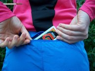 32Gi G-Shot: Los geles 32Gi G-Shot son muy fáciles de guardar en cualquier bolsillo.