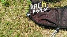 ARCh MAX HV-4.5: ARCh MAX HV-4.5: Algunos desilachado