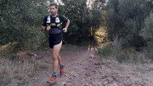 ARCh MAX HV-8: La hidratación queda bien sujeta al cuerpo del corredor gracias al sistema de sujeción