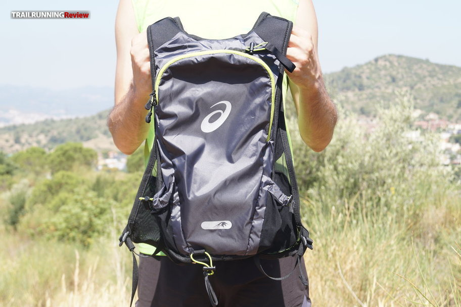newest collection good service best shoes Asics Fujitrail Speed BackPack - TRAILRUNNINGReview.com