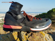Frontal de Calzado: Adidas - Adizero XT Boost