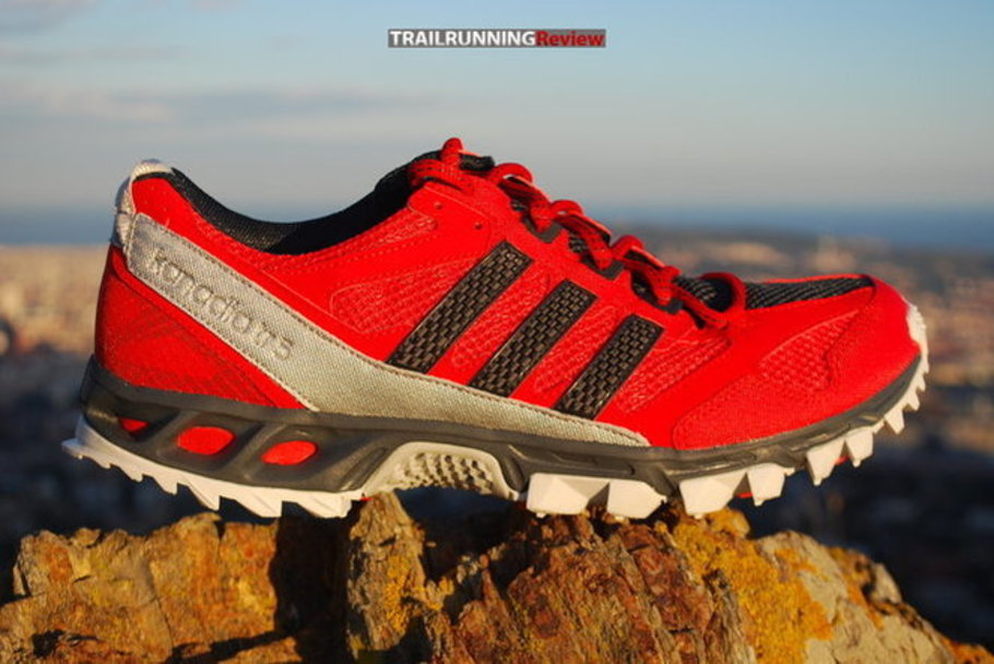 pretty nice e7c7a 15c04 Adidas Kanadia 5 TR - TRAILRUNNINGReview.com