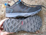 Adidas Kanadia TR 7: Mediasuela y suela, ambas de una única pieza