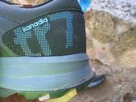 Adidas Kanadia TR 7: Faldón de la suela