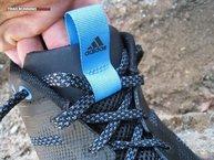 Adidas Kanadia TR 7: Lengüeta cortita, pero correcta