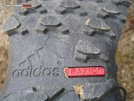 Adidas Kanadia TR 7: Tacos Traxión