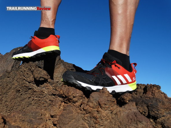 Adidas Kanadia TR 8 - TRAILRUNNINGReview.com