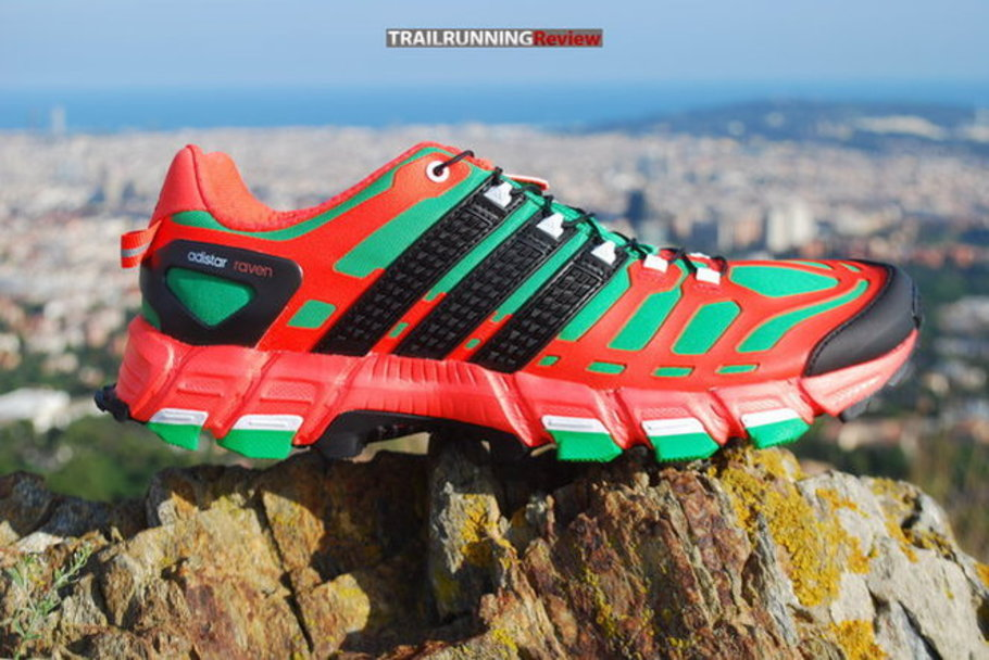 finest selection fef72 148a8 Adidas Raven 3 - TRAILRUNNINGReview.com