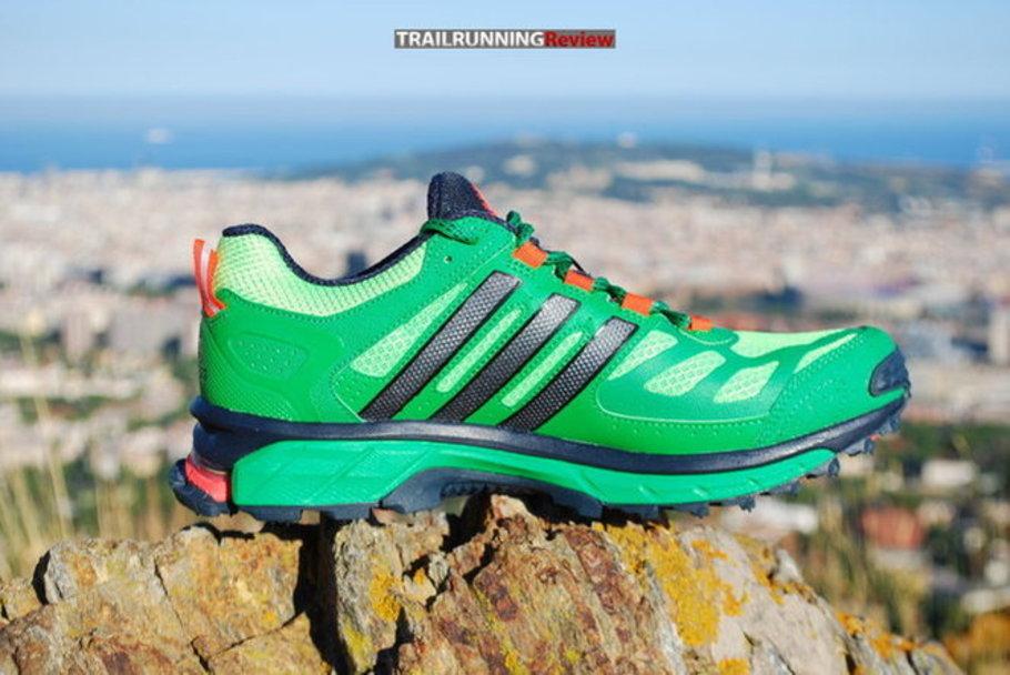 Saucony Excursion TR 8 20 VS Adidas Response Trail 20 8 d31633