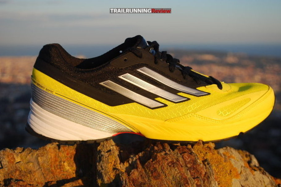 reputable site 55a4d 005f5 Adidas Sonic 4 - TRAILRUNNINGReview.com