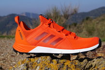 Frontal de Calzado: Adidas - Terrex Agravic Speed