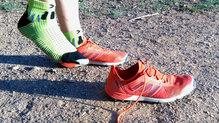 Adidas Terrex Agravic Speed: Adidas Terrex Agravic Speed.Calzando la zapatilla para empezar los test