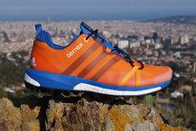 Frontal de Calzado: Adidas - Terrex Agravic