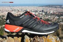Frontal de Calzado: Adidas - Terrex Boost