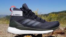 Frontal de Calzado: Adidas - Terrex Free Hiker