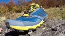 Adidas Terrex Trailmaker: La Adidas Terrex Trailmaker tiene una estructura robusta y un diseño espectacular.