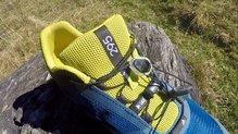 Adidas Terrex Trailmaker: El grosor de la lengüeta es ideal para que no clave la lazada en las Adidas Terrex Trailmaker.