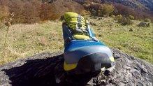 Adidas Terrex Trailmaker: Sistema de atado rápido de las Adidas Terrex Trailmaker.