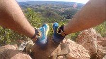 Adidas Terrex Trailmaker: Buena transpiración ofrecen las Adidas Terrex Trailmaker.
