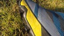 Adidas Terrex Trailmaker: Compactación de la mediasuela en las Adidas Terrex Trailmaker.