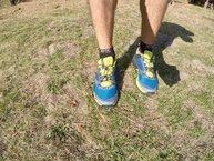 Adidas Terrex Trailmaker: Primeras sensaciones al ponernos las Adidas Terrex Trailmaker.