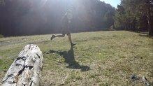 Adidas Terrex Trailmaker: El agarre sobre hierba es excelente con las Adidas Terrex Trailmaker.