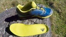 Adidas Terrex Trailmaker: La plantilla es sencilla y no demasiado gruesa en las Adidas Terrex Trailmaker
