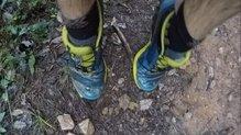 Adidas Terrex Trailmaker: El agua sale con facilidad en las Adidas Terrex Trailmaker.