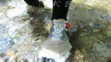 Adidas Terrex Two Boa: En agua nos ha funcionado y no se ha roto