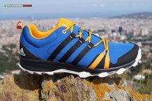 Frontal de Calzado: Adidas - Trail Rocker