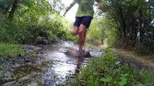 Altra King MT: Altra King MT: Poniendo a prueba como se comportan con el agua
