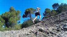 Altra King MT: Altra King MT: Buen comportamiento en roca