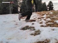 Altra Lone Peak 2.0 NeoShell: Nacidas para el agua y el frio, nos permitirán ir secos y aireados en climatologías hostiles.