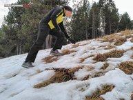 Altra Lone Peak 2.0 NeoShell: Su transpirabilidad nos permite ir secos a la vez que frescos y por consiguiente más comodos.