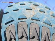 Altra Lone Peak 2.5: Sutiles pero efectivos tacos delanteros zapatillas Altra Lone Peak 2.5