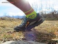 Altra Lone Peak 2.5: La sensación de  las transiciones en las zapatillas Altra Lone Peak 2.5 es verdaderamente particular.