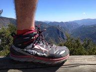 Altra Lone Peak 3.0 Mid Neoshell: Buenos y robustos acabados los de las Altra Lone Peak 3.0 Mid Neoshell