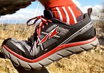 Altra Lone Peak 3.0: Altra lone Peak 3.0 - flexibilidad mejorable