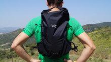 Frontal de Mochilas: Arc'teryx - Norvan 14 Hydration Vest