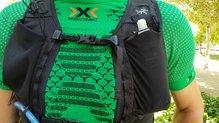 Arc'teryx Norvan 7 Hydration Vest: Un soft flask de 250ml en la Arc'teryx Norvan 7