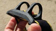 Armytek Wizard Magnet USB: Armytek Wizard Magnet USB detalle del acople para la cinta frontal