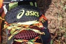 Asics Fuji Trabuco 4: Asics Fuji Trabuco 4: Bolsillo para guardar los cordones