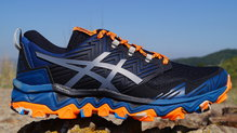 Review Asics - FujiTrabuco 8