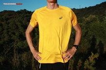 Frontal de Camisetas: Asics - FujiTrail Graphic