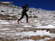 Asics FujiTrail Knee: Asics Fujitrail Knee: Perfectos para llevar debajo unos impermeables en alta montaña