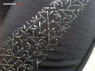 Asics FujiTrail Knee: Asics_Fujitrail_Knee: Algunos topos de silicona empiezan a saltar