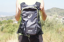 Frontal de Mochilas: Asics - Fujitrail Speed BackPack