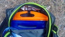 Asics Fujitrail Speed BackPack: La mochila Asics Fujitrail Speed Backpack inclute bolsa de hidratación de 1.5 litros.