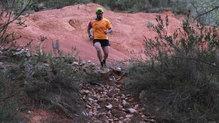 Asics Gecko XT: En terreno seco, el corredor puede bajar a máxima velocidad gracias al agarre de la suela